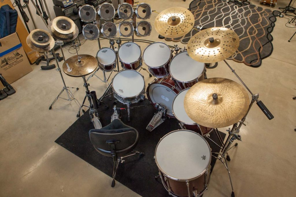 Yamaha Recording Custom Kit